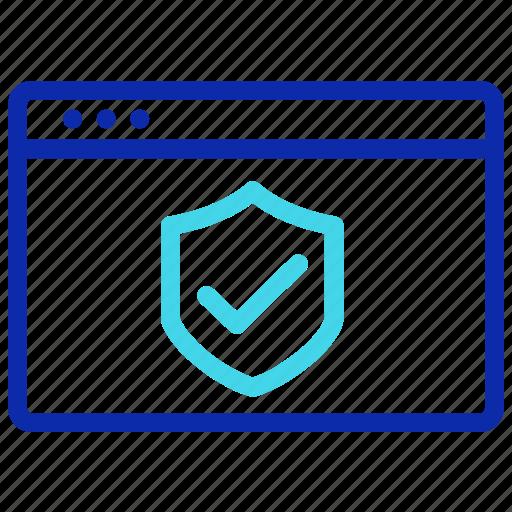 guard, safe, secure, seo, shield, website icon
