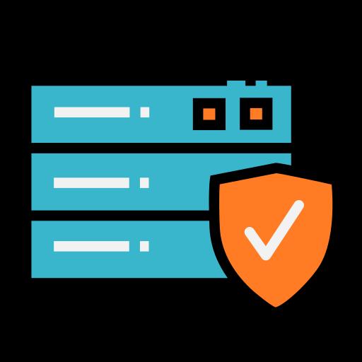 Data, protection, save, seo, storage icon - Free download