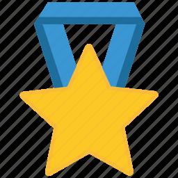 award, cup, seo, shield, star icon
