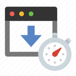 business, download speed, finance, marketing, pagespeed, seo icon