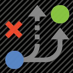 business, finance, marketing, plan, seo, strategy icon