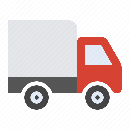business, delivery, finance, marketing, truck icon