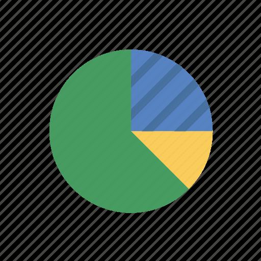 business, finance, marketing, pie chart, seo icon