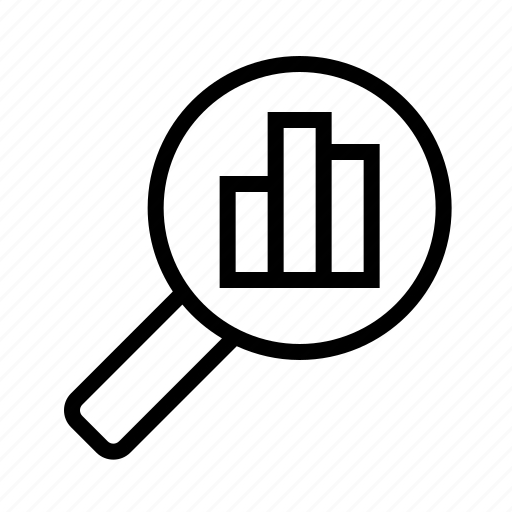 bar chart, business, chart, finance, marketing, search analytics, seo icon