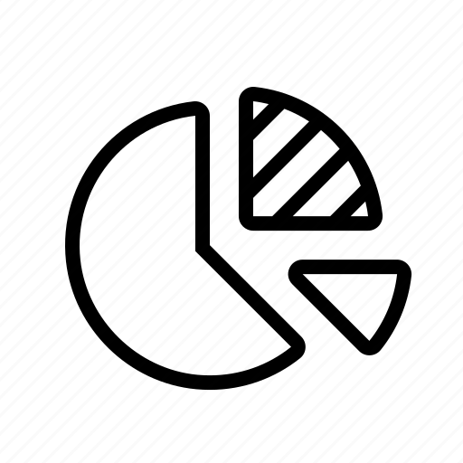 analytics, business, chart, finance, marketing, pie chart icon