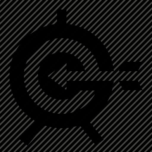 bullseye, business, finance, marketing, seo, target, targeting icon