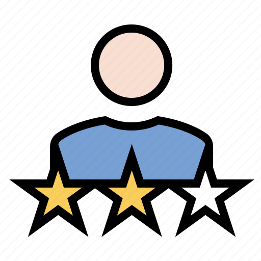 business, finance, marketing, review, seo, user rank, user rating icon
