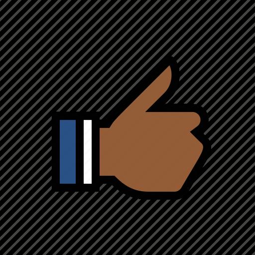 business, finance, hand, like, marketing, seo, thumbs up icon