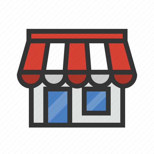 business, finance, marketing, shop, store icon