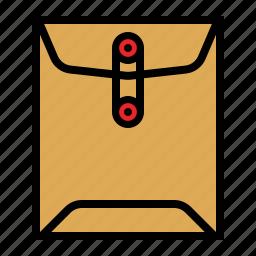 business, envelope, finance, marketing icon