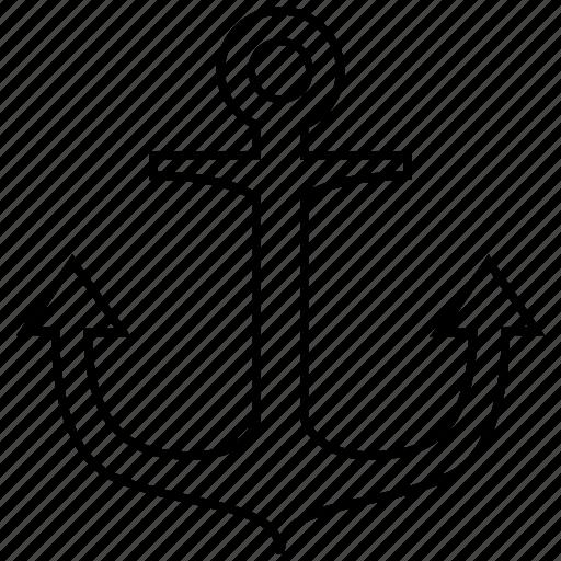 anchor, seo, seo icons, seo pack, seo services, seo tools, text icon