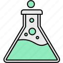 lab, flask, research, search