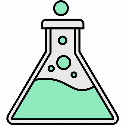 Lab, flask, research, search icon - Download on Iconfinder