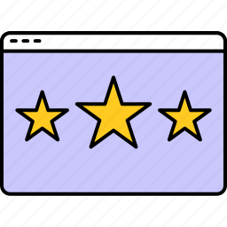 bookmark, favorite, favourite, rating, star icon