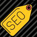 seo, tag, marketing, optimization