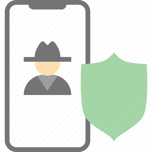 Antivirus, guard, protection, security, shield, spy icon - Download on Iconfinder