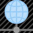 hosting, internet, proxy, server, web icon