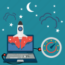 business, engine, fastest, marketing, online, optimization, seo icon