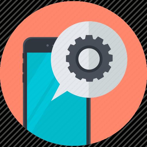 development, flat design, internet, mobile, round, seo, website icon