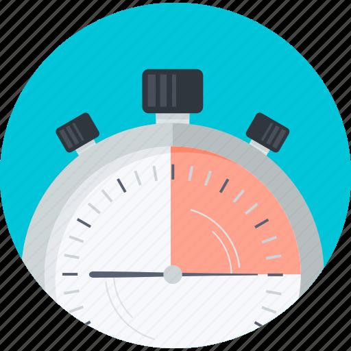 flat design, optimization, round, seo, speed icon