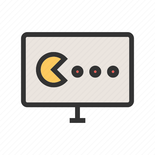 game, gaming, ipad, mobile, pattern, play, video icon