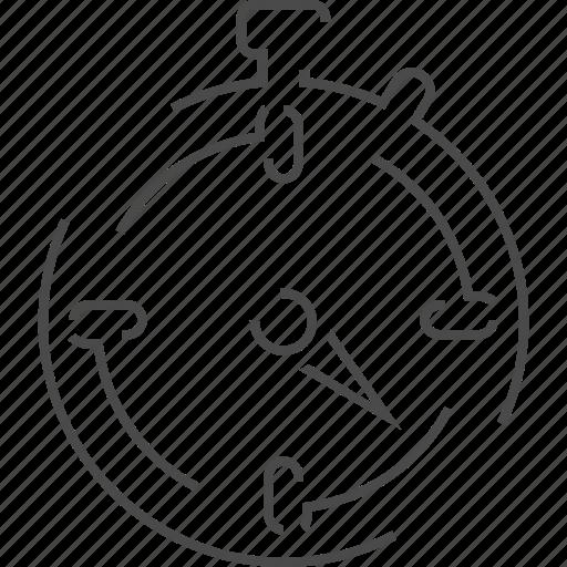 clock, permormance, seo, time icon