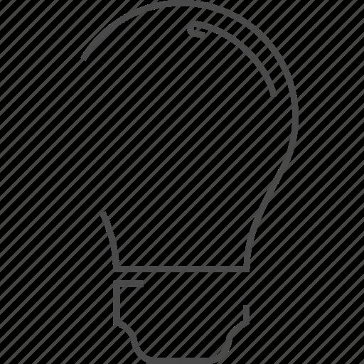 campaigns, creative, idea, lamp icon