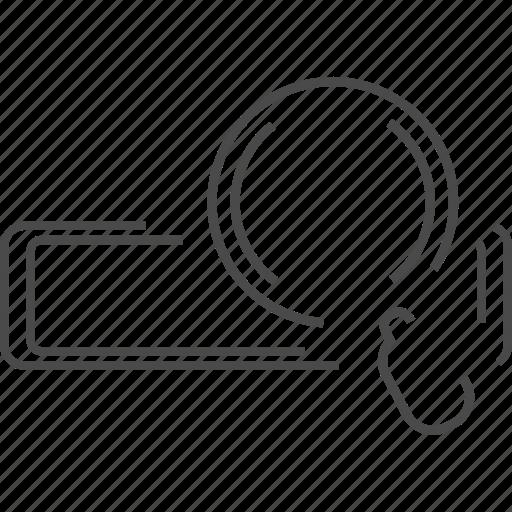 organic, search, search engine icon