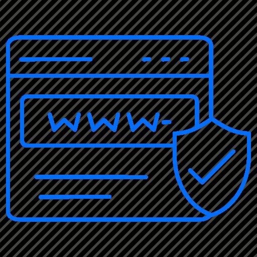 internet, web, website, www icon
