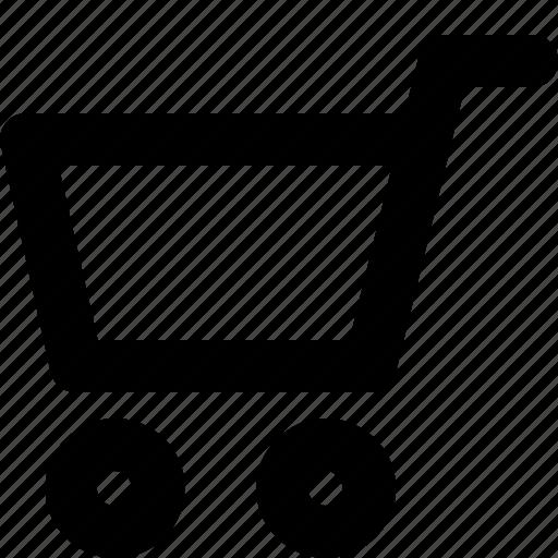 buy, cart, commerce, e, purchase, seo icon