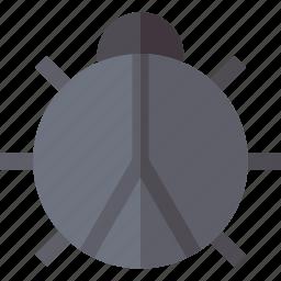 bug, engine, optimization, page, search, seo, web icon