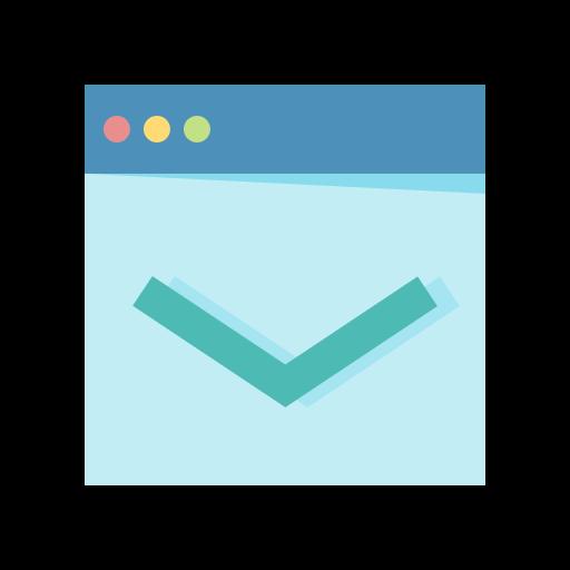 App, landing, optimization, page, web icon - Free download