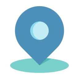 geo, location, map, optimization, place icon