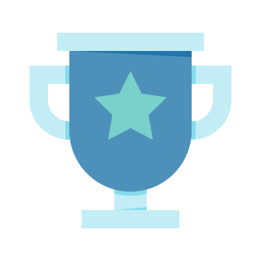 awards, first, seo, win, winner icon