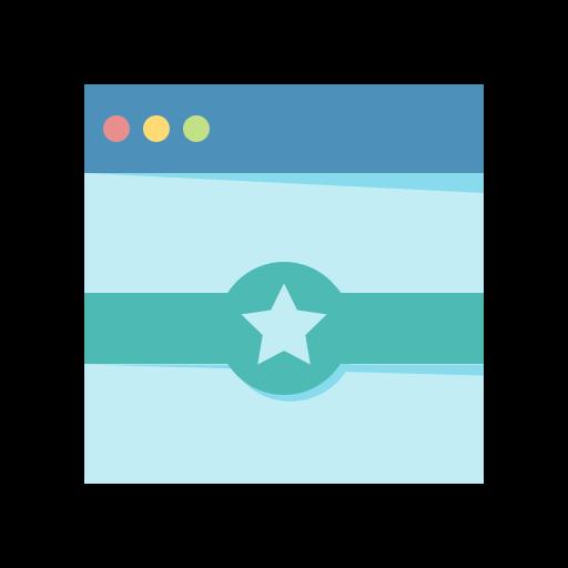 app, page, quality, web icon