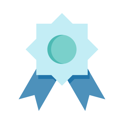 Badge, page, quality, rank icon - Free download