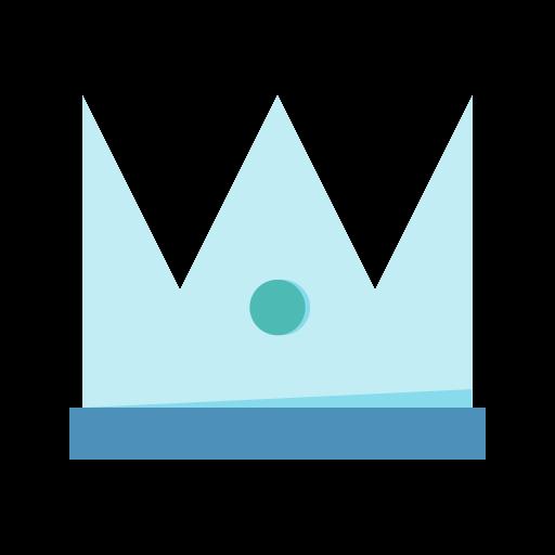 crown, first, premium, service icon