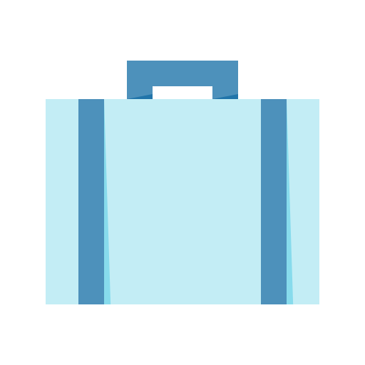 Briefcase, portfolio, service, suitcase icon - Free download