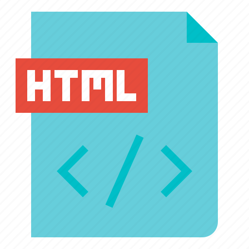 code, file, html, programming, seo, web icon