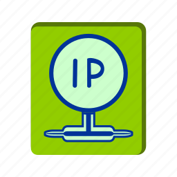 business-ip, connection, landline, network, technology, telecommunication, whatismyip icon