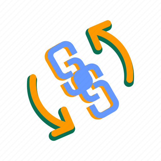 action, backlink, backlink-checker, business, success, verified icon