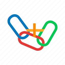 chain, connected, connection, link buliding, linked, marketing, piece icon