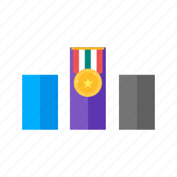 bars, lines, position, pride, ranking, rating, star icon