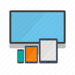 browser, buttons, device, gadget, optimization, view, window icon