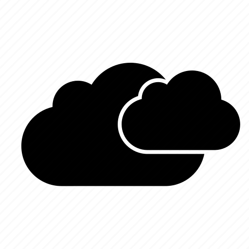 cloud, cloud computing, clouds, forecast, storage, upload, weather icon