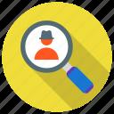 hat, people, seo, user, whitehat icon icon