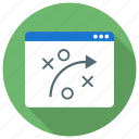 analytics, code, diagram, financial, monetization, report, sales icon icon