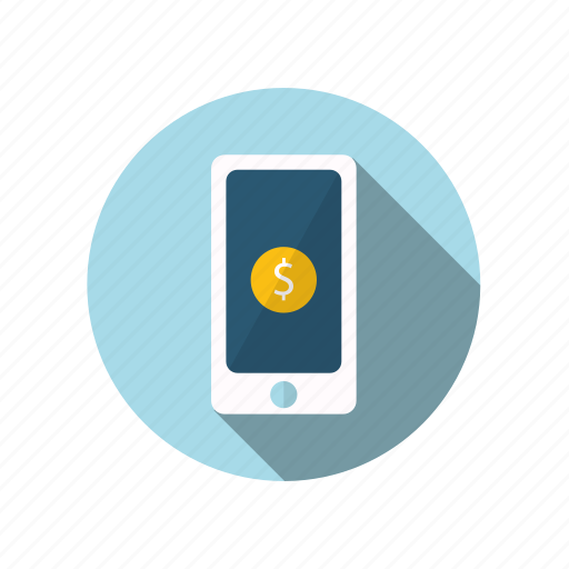 business, finance, marketnig, mobile, phone, seo icon