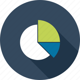 business, chart, data, finance, graph, pie, report icon