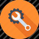 cogwheel, options, preferences, repair, settings, system, tool
